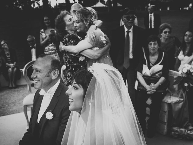 Il matrimonio di Bruno e Sara a Roma, Roma 12