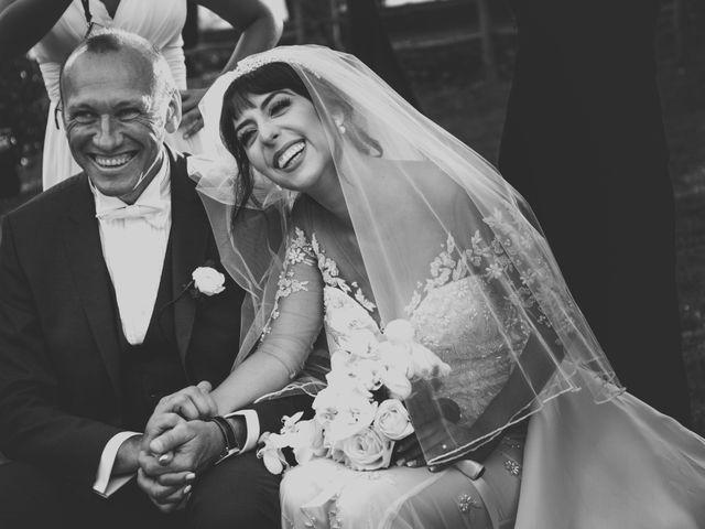 Il matrimonio di Bruno e Sara a Roma, Roma 16