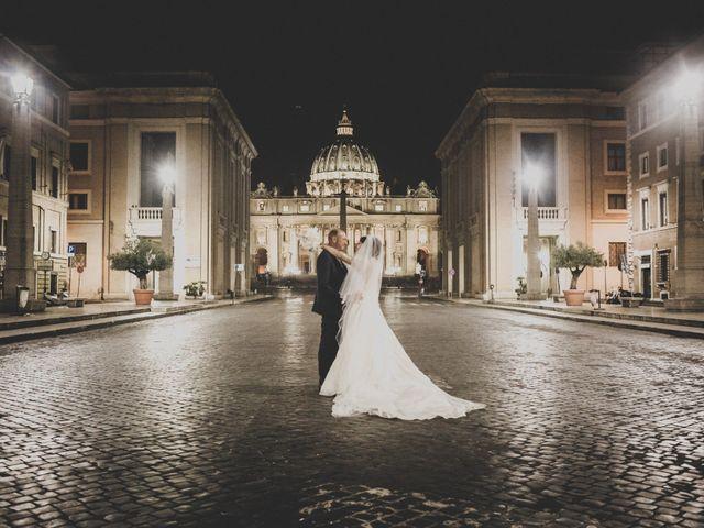 Il matrimonio di Bruno e Sara a Roma, Roma 19