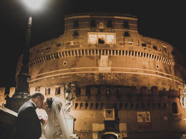 Il matrimonio di Bruno e Sara a Roma, Roma 20