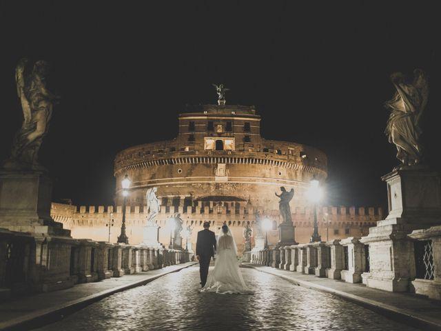 Il matrimonio di Bruno e Sara a Roma, Roma 22