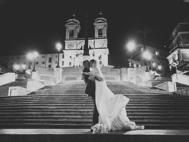 Il matrimonio di Bruno e Sara a Roma, Roma 23