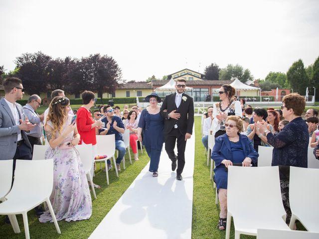 Il matrimonio di Michele e Cristina a Salvirola, Cremona 30