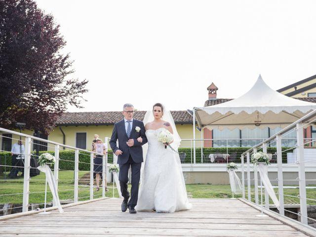 Il matrimonio di Michele e Cristina a Salvirola, Cremona 32