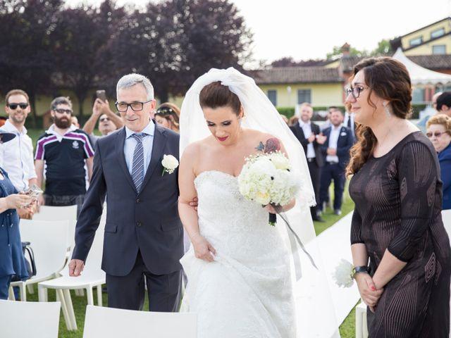 Il matrimonio di Michele e Cristina a Salvirola, Cremona 33