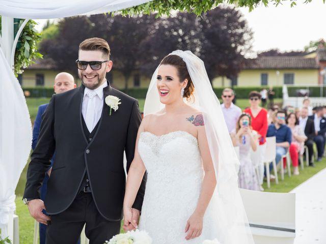 Il matrimonio di Michele e Cristina a Salvirola, Cremona 34
