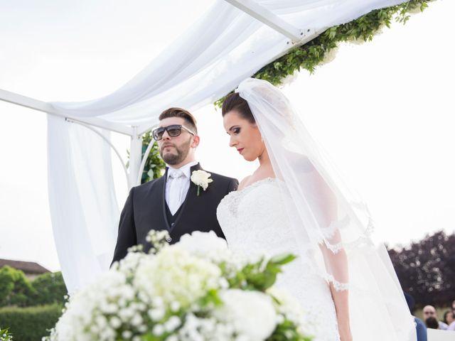 Il matrimonio di Michele e Cristina a Salvirola, Cremona 35