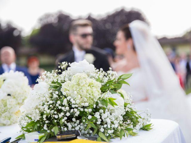 Il matrimonio di Michele e Cristina a Salvirola, Cremona 36