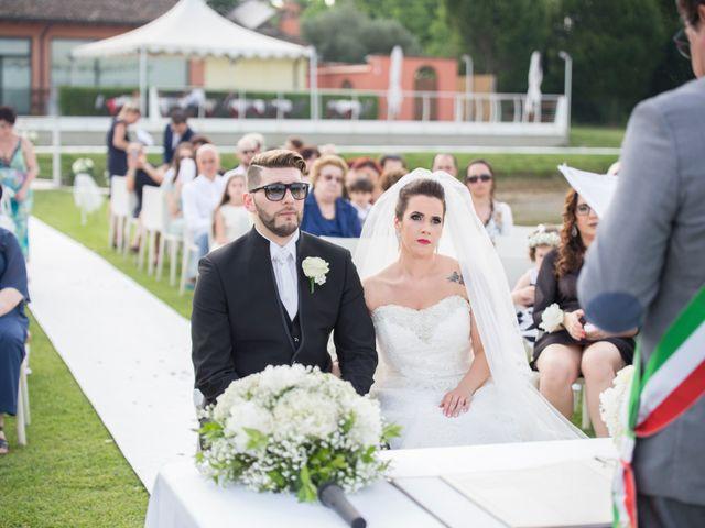 Il matrimonio di Michele e Cristina a Salvirola, Cremona 40