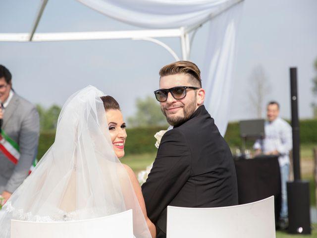 Il matrimonio di Michele e Cristina a Salvirola, Cremona 42