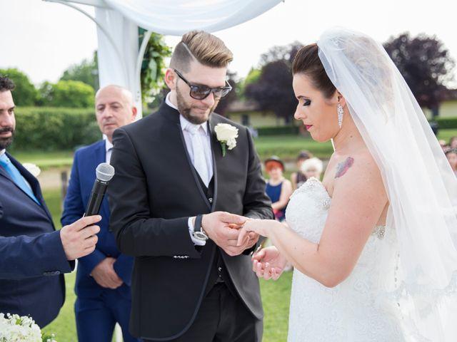 Il matrimonio di Michele e Cristina a Salvirola, Cremona 43