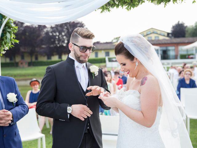 Il matrimonio di Michele e Cristina a Salvirola, Cremona 44