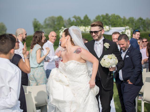Il matrimonio di Michele e Cristina a Salvirola, Cremona 47