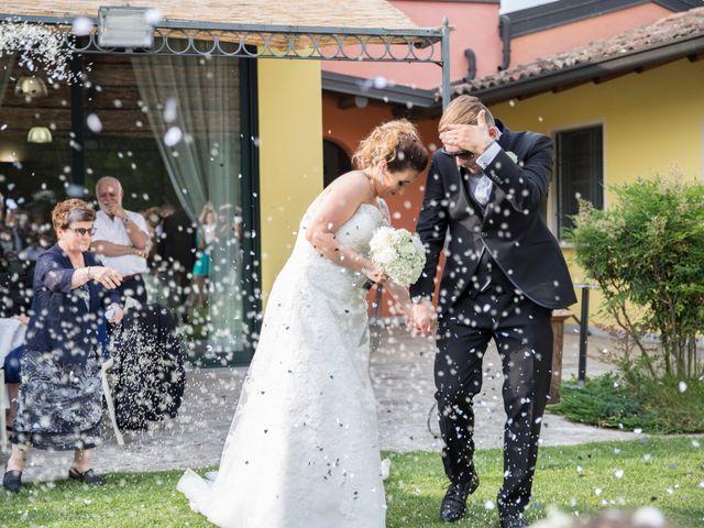 Il matrimonio di Michele e Cristina a Salvirola, Cremona 48