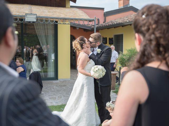 Il matrimonio di Michele e Cristina a Salvirola, Cremona 49