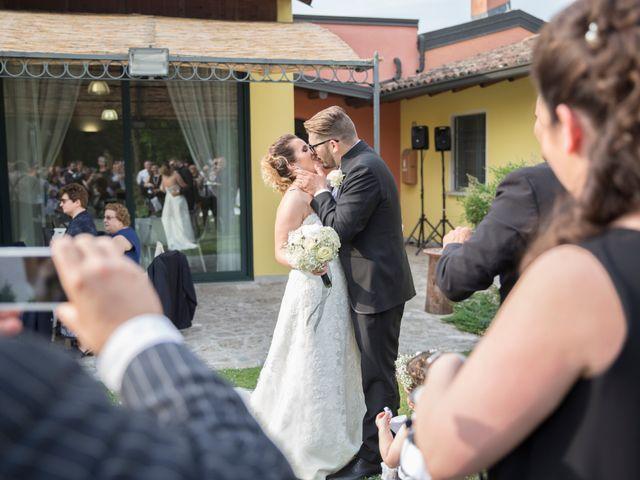 Il matrimonio di Michele e Cristina a Salvirola, Cremona 50