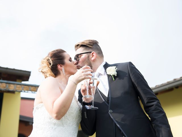 Il matrimonio di Michele e Cristina a Salvirola, Cremona 51
