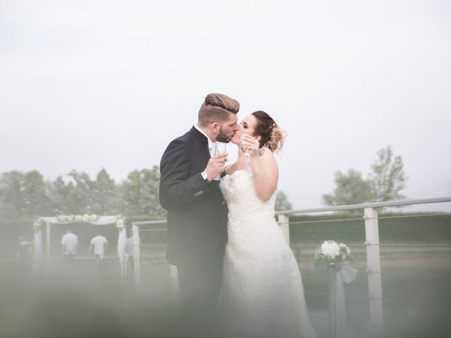 Il matrimonio di Michele e Cristina a Salvirola, Cremona 62