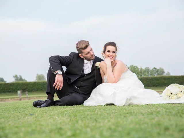 Il matrimonio di Michele e Cristina a Salvirola, Cremona 64