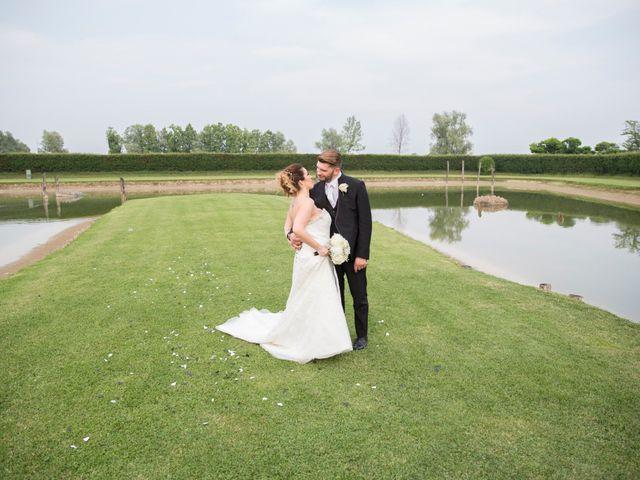 Il matrimonio di Michele e Cristina a Salvirola, Cremona 71