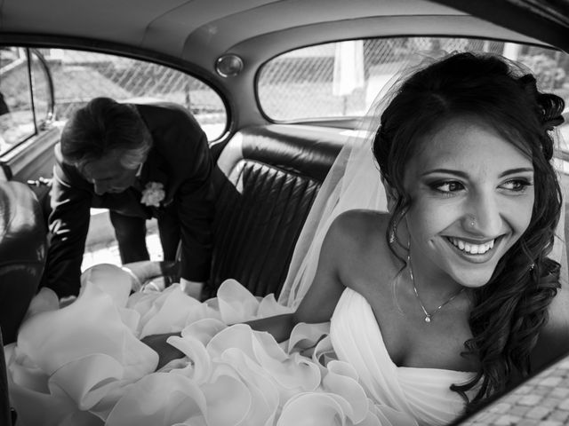 Il matrimonio di Marco e Silvia a Codroipo, Udine 14
