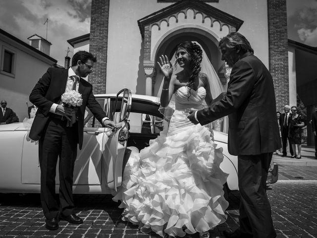 Il matrimonio di Marco e Silvia a Codroipo, Udine 17