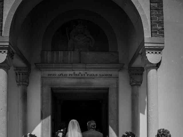 Il matrimonio di Marco e Silvia a Codroipo, Udine 18