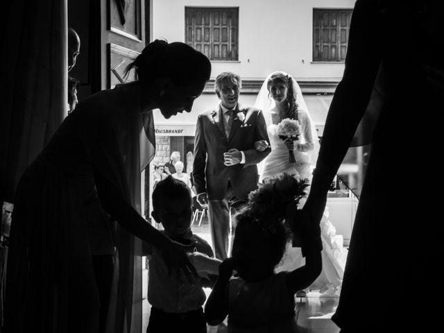 Il matrimonio di Marco e Silvia a Codroipo, Udine 19