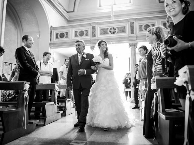 Il matrimonio di Marco e Silvia a Codroipo, Udine 20