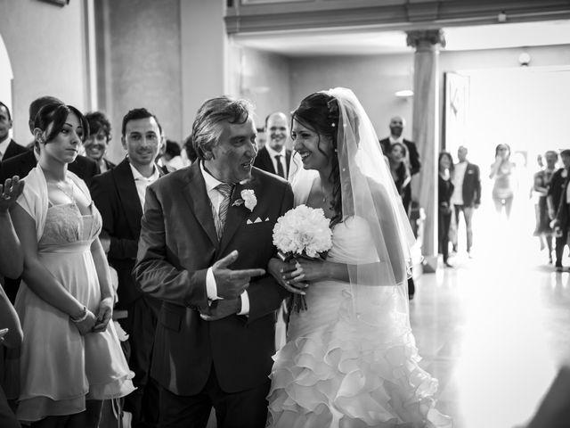 Il matrimonio di Marco e Silvia a Codroipo, Udine 21