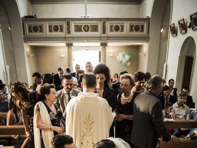 Il matrimonio di Marco e Silvia a Codroipo, Udine 25