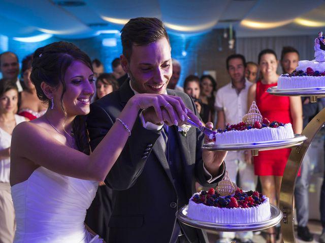 Il matrimonio di Marco e Silvia a Codroipo, Udine 35