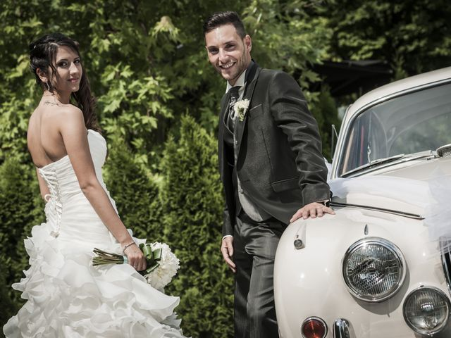 Il matrimonio di Marco e Silvia a Codroipo, Udine 40