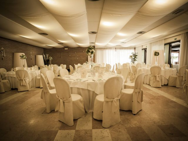 Il matrimonio di Marco e Silvia a Codroipo, Udine 56