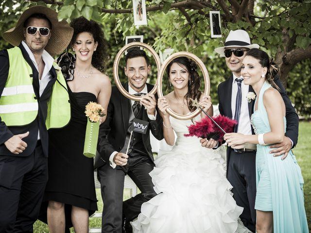 Il matrimonio di Marco e Silvia a Codroipo, Udine 58