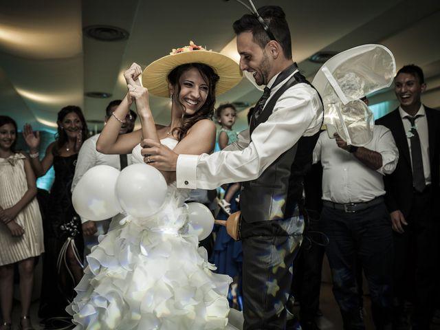 Il matrimonio di Marco e Silvia a Codroipo, Udine 61