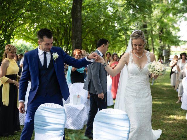 Il matrimonio di Riccardo e Jessica a Rubiera, Reggio Emilia 30