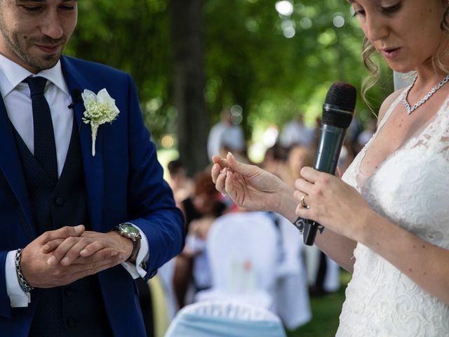 Il matrimonio di Riccardo e Jessica a Rubiera, Reggio Emilia 36