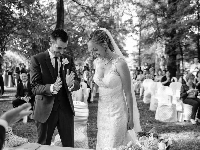 Il matrimonio di Riccardo e Jessica a Rubiera, Reggio Emilia 40