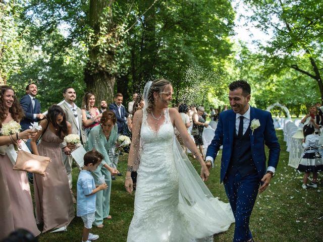Il matrimonio di Riccardo e Jessica a Rubiera, Reggio Emilia 43