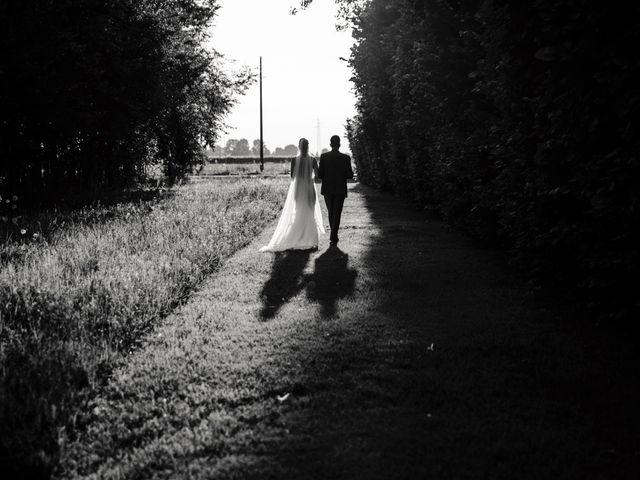 Il matrimonio di Riccardo e Jessica a Rubiera, Reggio Emilia 55