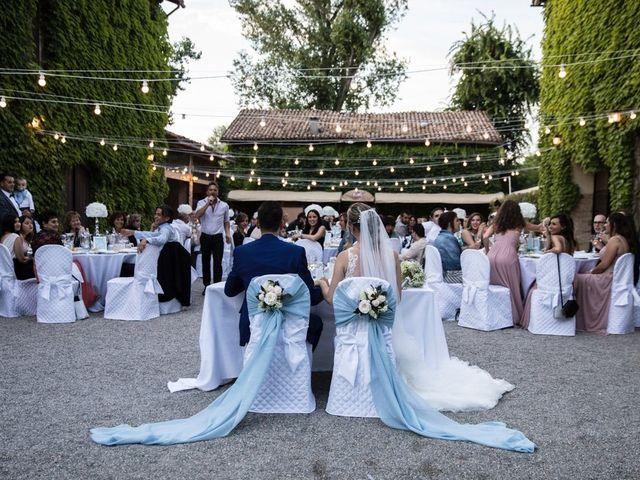 Il matrimonio di Riccardo e Jessica a Rubiera, Reggio Emilia 62