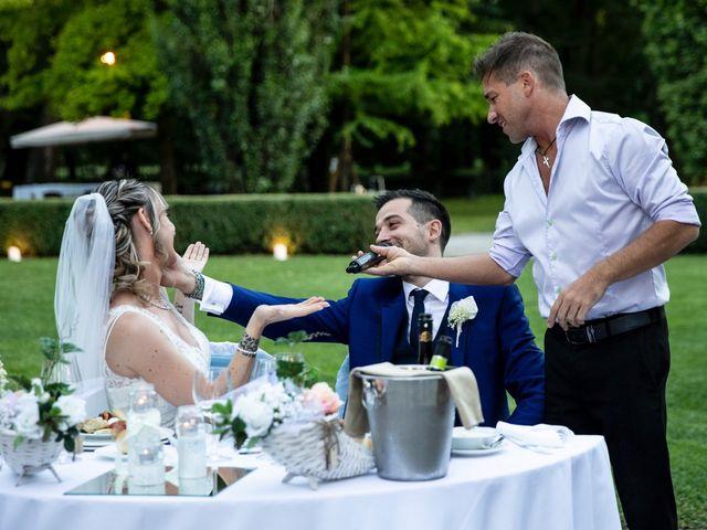 Il matrimonio di Riccardo e Jessica a Rubiera, Reggio Emilia 65