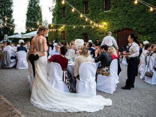 Il matrimonio di Riccardo e Jessica a Rubiera, Reggio Emilia 72