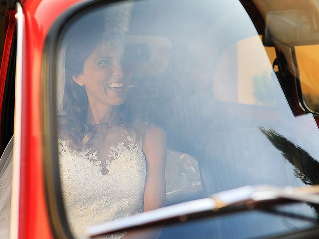 Il matrimonio di Alessandro e Federica a Barengo, Novara 7
