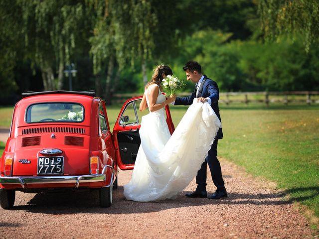 Il matrimonio di Alessandro e Federica a Barengo, Novara 8
