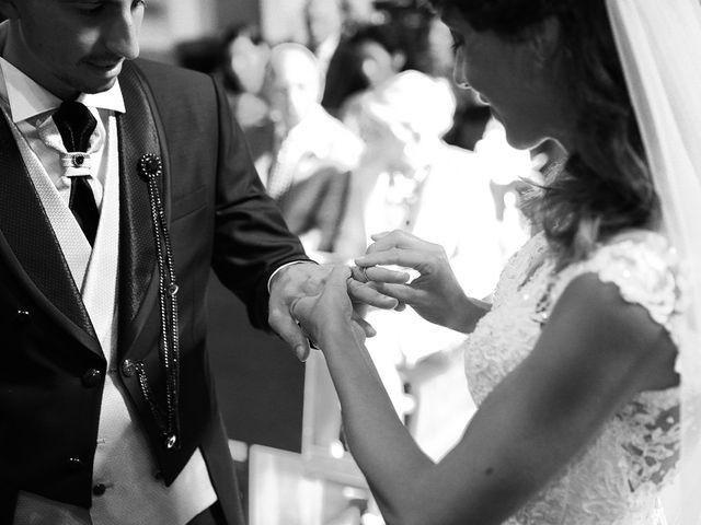 Il matrimonio di Alessandro e Federica a Barengo, Novara 11