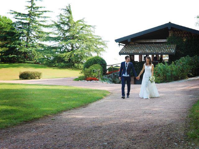 Il matrimonio di Alessandro e Federica a Barengo, Novara 13