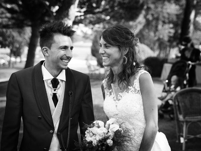 Il matrimonio di Alessandro e Federica a Barengo, Novara 14