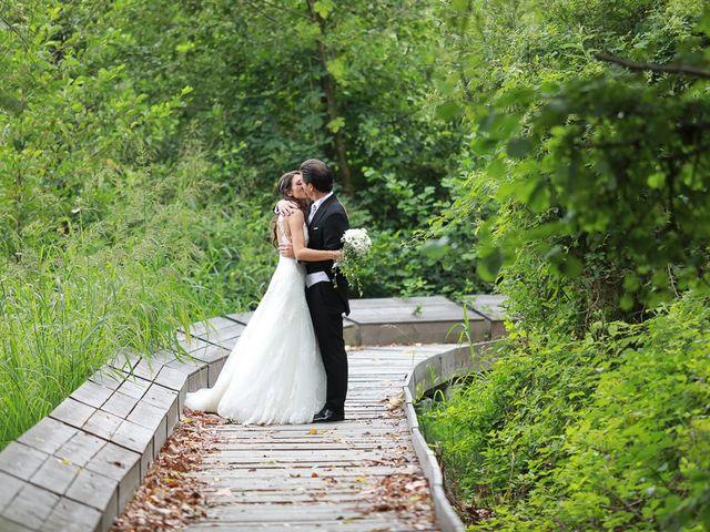 Le nozze di Vania e Fabio